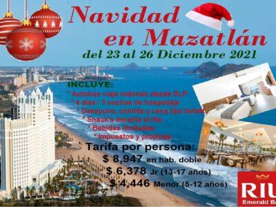 Navidad en Mazatlán